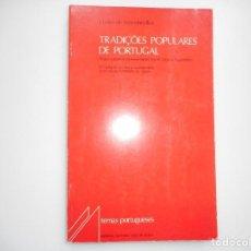 Libros de segunda mano: J. LEITE DE VASCONCELLOS TRADIÇOES POPULARES DE PORTUGAL Y93452 . Lote 159048426