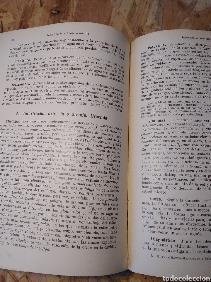 Libros de segunda mano: Enfermedades de los órganos Marek Patología Veterinaria - Foto 4 - 159069250