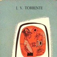 Libros de segunda mano: JOSÉ VICENTE TORRENTE. TIERRA CALIENTE. MADRID. 1960.. Lote 159150798