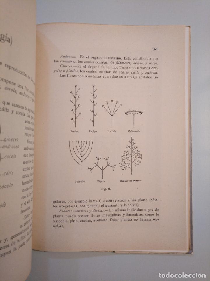 Libros de segunda mano: CURSO PRÁCTICO DE CIENCIAS NATURALES. TOMÁS ALVIRA ALVIRA - CSIC, 1952. TDK380 - Foto 3 - 159180922