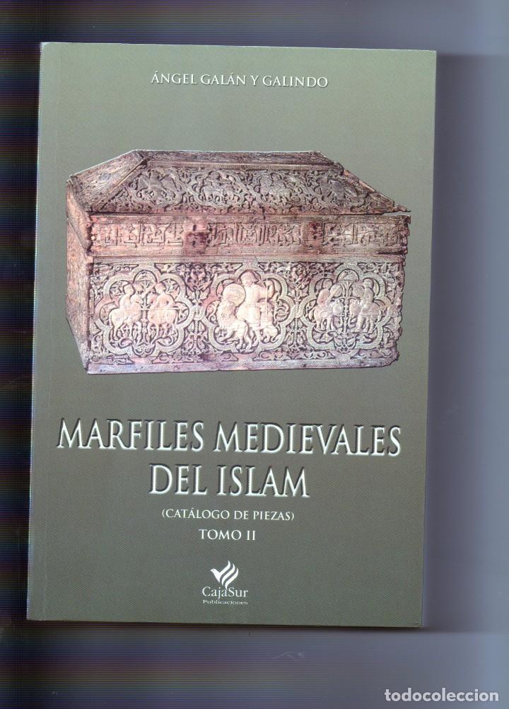 Libros de segunda mano: Marfiles Medievales del Islam - Foto 2 - 159191630