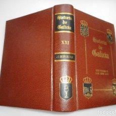 Libros de segunda mano: J.S. CRESPO DEL POZO HISTORIA DE GALICIA TOMO XXI Y93454 . Lote 159214962