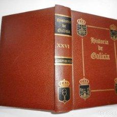Libros de segunda mano: J.S. CRESPO DEL POZO HISTORIA DE GALICIA TOMO XXVI Y93457. Lote 159215354