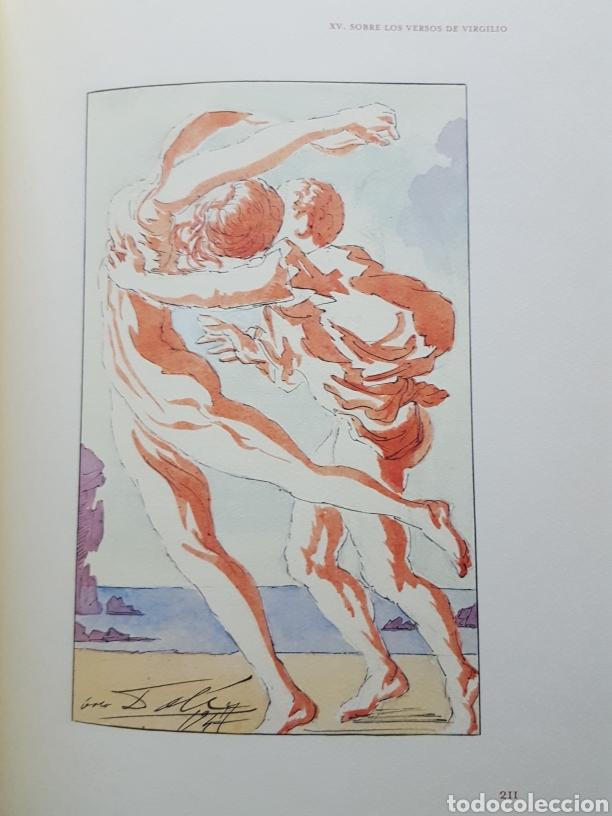 Libros de segunda mano: LOS ENSAYOS DE MONTAIGNE ILUSTRACIONES DE SALVADOR DALI. Edición única, limitada y numerada. 2005. - Foto 5 - 159250322