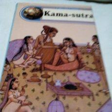 Libros de segunda mano: RZ,,LIBRO VIEJO , KAMA_SUTRA, MIDE APROX 11X16,CM,TIENE. 188 PAGINAS. Lote 159274366