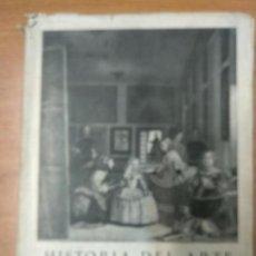 Libros de segunda mano: HISTORIA DEL ARTE. TOMO II - DIEGO ANGULO IÑIGUEZ. Lote 159275194