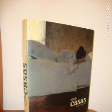 Libros de segunda mano: RAMON CASAS. EL PINTOR DEL MODERNISME - FUNDACIÓ LA CAIXA, MOLT BON ESTAT. Lote 159289954