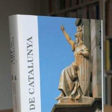 Libros de segunda mano: ICONOGRAFIA I IDENTITAT CATALANA. ART DE CATALUNYA VOLUM 14. Lote 159292534