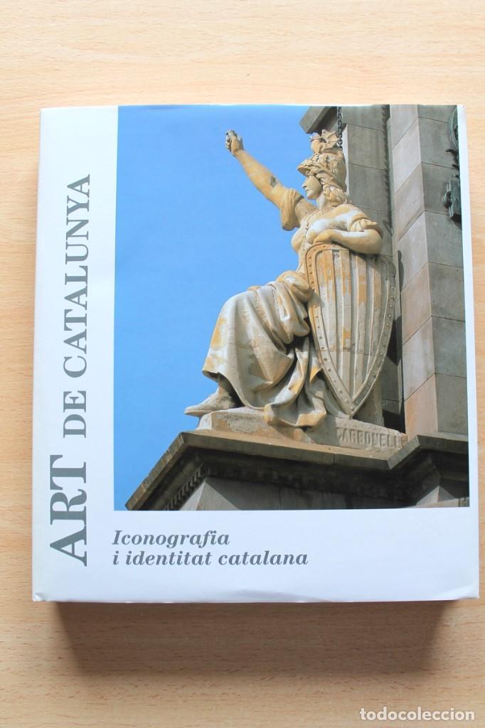Libros de segunda mano: Iconografia i identitat catalana. Art de Catalunya Volum 14 - Foto 2 - 159292534