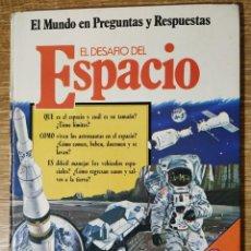 Libros de segunda mano: LIBRO ILUSTRADO - EL DESAFÍO DEL ESPACIO (1978) SM. Lote 159292578