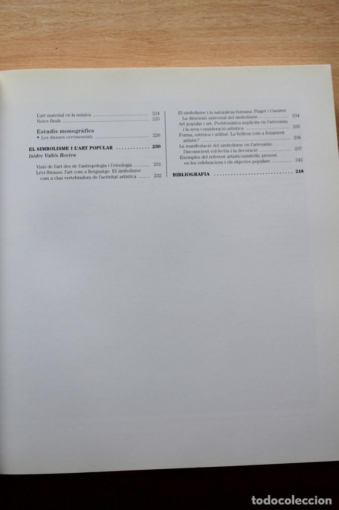 Libros de segunda mano: Art i etnologia. Art de Catalunya Volum 13 - Foto 4 - 159293274