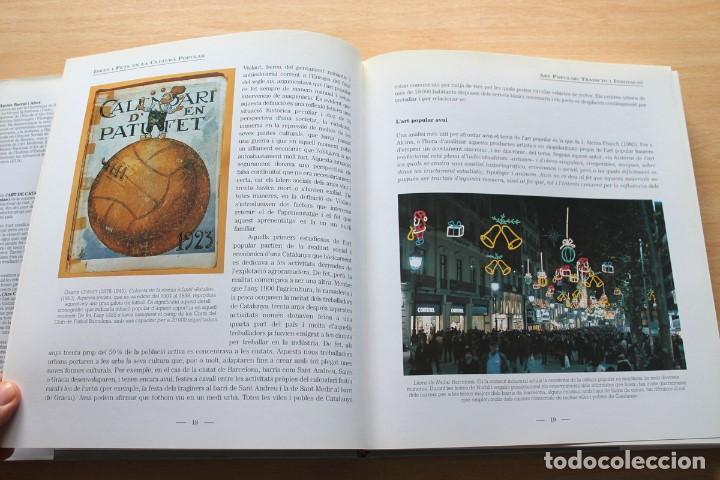 Libros de segunda mano: Art i etnologia. Art de Catalunya Volum 13 - Foto 5 - 159293274