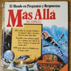 Libros de segunda mano: LIBRO ILUSTRADO - MÁS ALLÁ DEL ESPACIO (1978) SM. Lote 159296122