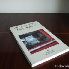 Libros de segunda mano: PEDRO JUAN GUTIERREZ CARNE DE PERRO. Lote 178351408