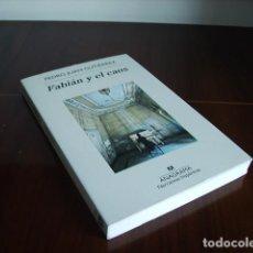 Libros de segunda mano: PEDRO JUAN GUTIERREZ FABIAN Y EL CAOS. Lote 159330450