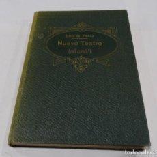 Libros de segunda mano: NUEVO TEATRO INFANTIL ORTIZ DE PINEDA. Lote 159363950