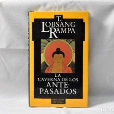Libros de segunda mano - LA CAVERNA DE LOS ANTEPASADOS , LOBSANG RAMPA , TUESDAY - 159371702