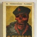 Libros de segunda mano: O TERROR VERMELHO. - FERNÁNDEZ FLORES, WENCESLAU.. Lote 123186966