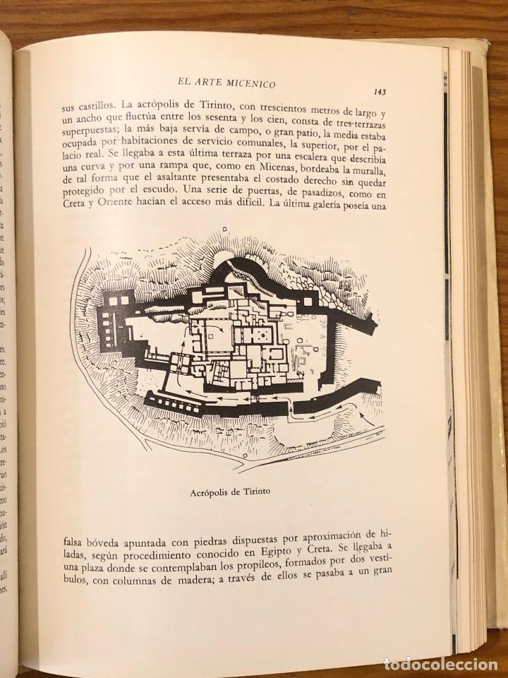 Libros de segunda mano: HISTORIA DEL ARTE Louis Hautecoeur-HISTORIA ARTE I(15€) - Foto 4 - 159434334