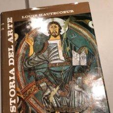 Libros de segunda mano: HISTORIA DEL ARTE LOUIS HAUTECOEUR-HISTORIA ARTE II(15€). Lote 159434414