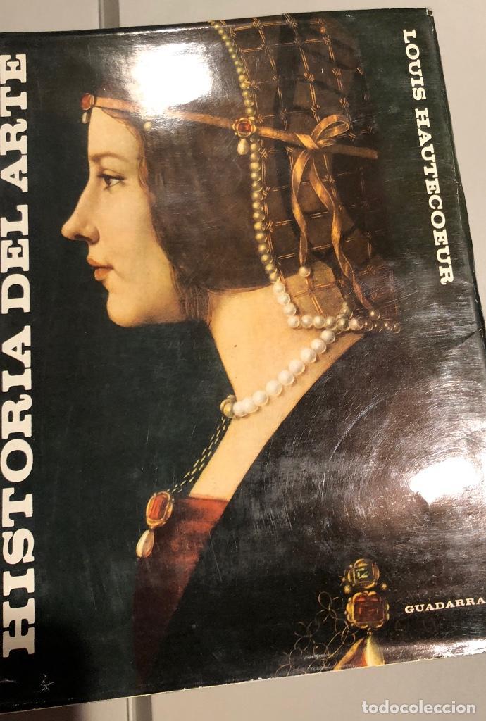 HISTORIA DEL ARTE LOUIS HAUTECOEUR-HISTORIA ARTE III(15€) (Libros de Segunda Mano - Bellas artes, ocio y coleccionismo - Otros)