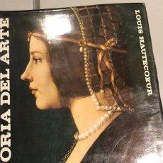 Libros de segunda mano: HISTORIA DEL ARTE LOUIS HAUTECOEUR-HISTORIA ARTE III(15€). Lote 159434486