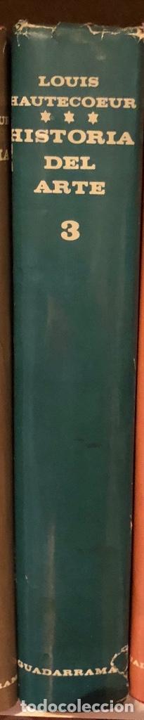 Libros de segunda mano: HISTORIA DEL ARTE Louis Hautecoeur-HISTORIA ARTE III(15€) - Foto 6 - 159434486