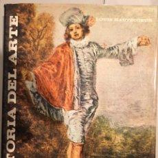 Libros de segunda mano - HISTORIA DEL ARTE Louis Hautecoeur-HISTORIA ARTE IV(15€) - 159434534