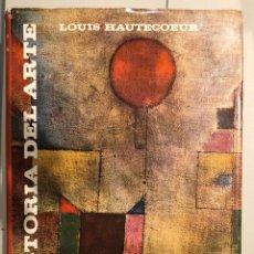 Libros de segunda mano: HISTORIA DEL ARTE LOUIS HAUTECOEUR-HISTORIA ARTE VI(15€). Lote 159434670