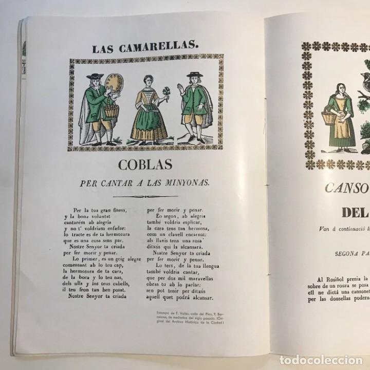 Libros de segunda mano: 1939 Barcelona sentimental Opúsculo Número 1,. Ejemplar numerado - Foto 4 - 159448002