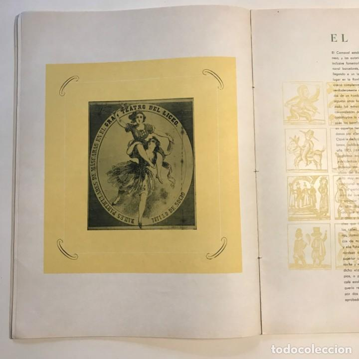 Libros de segunda mano: 1939 Barcelona sentimental Opúsculo Número 1,. Ejemplar numerado - Foto 7 - 159448002