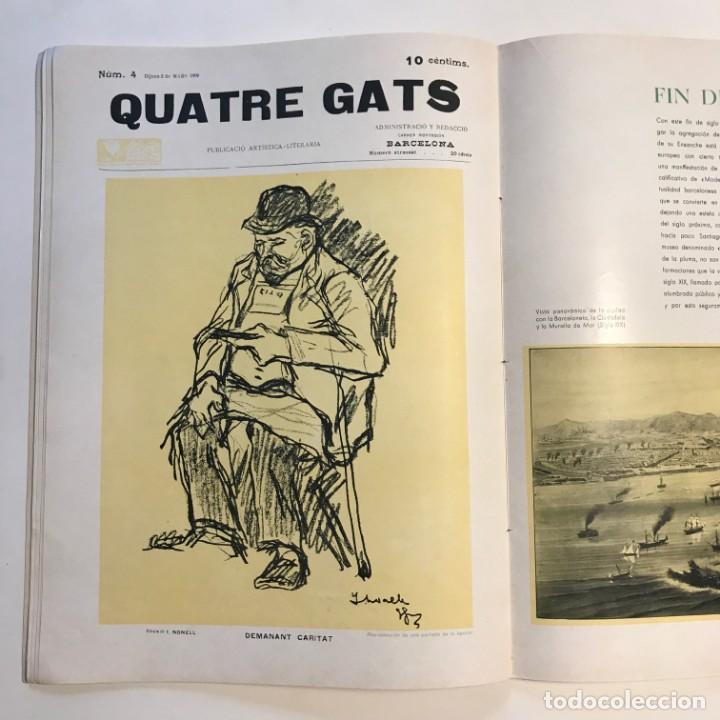 Libros de segunda mano: 1939 Barcelona sentimental Opúsculo Número 1,. Ejemplar numerado - Foto 8 - 159448002