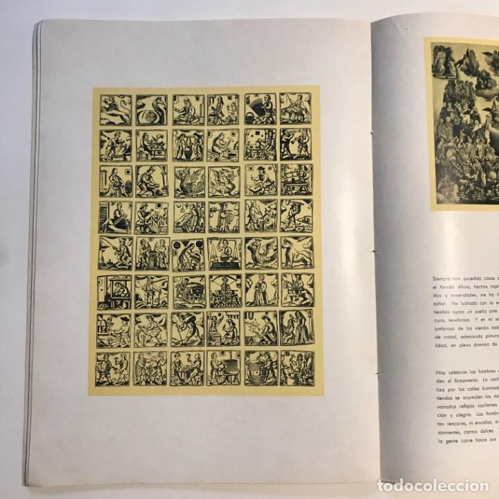 Libros de segunda mano: 1939 Barcelona sentimental Opúsculo Número 1,. Ejemplar numerado - Foto 9 - 159448002