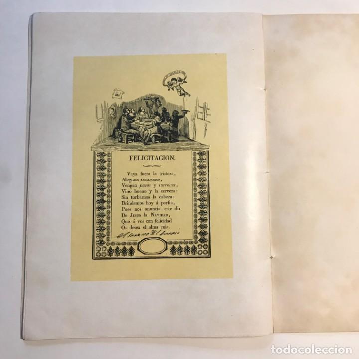 Libros de segunda mano: 1939 Barcelona sentimental Opúsculo Número 1,. Ejemplar numerado - Foto 10 - 159448002