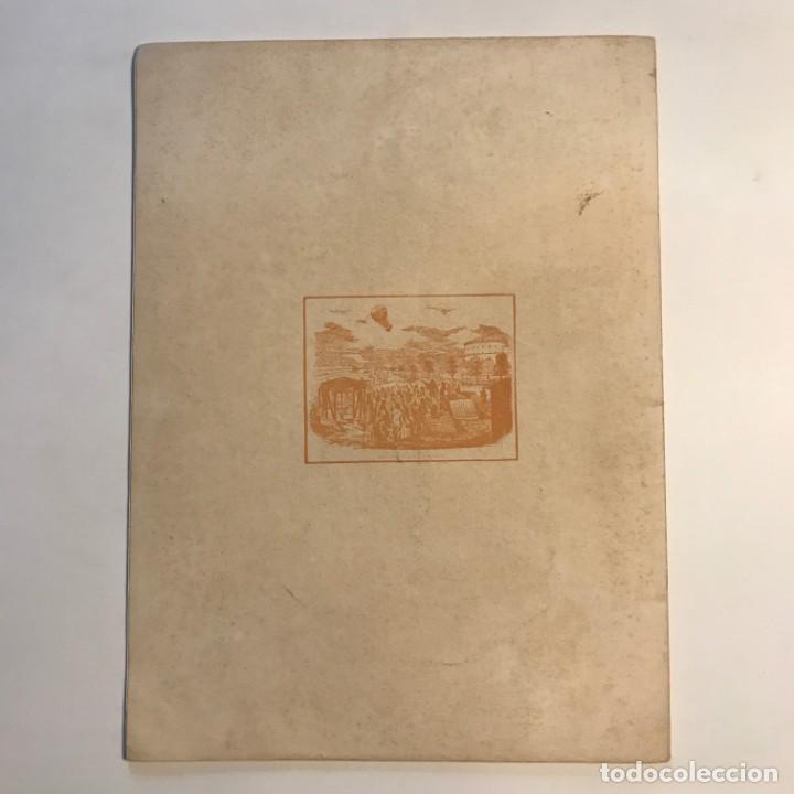 Libros de segunda mano: 1939 Barcelona sentimental Opúsculo Número 1,. Ejemplar numerado - Foto 13 - 159448002