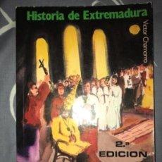 Libros de segunda mano: ANTIGUO LIBRO HISTORIA DE EXTREMADURA TOMÓ II ILUMINADA VICTOR CHAMORRO . Lote 159450374
