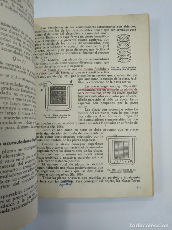 Libros de segunda mano: TRATADO PRACTICO DE ELECTROTECNIA. J. RAPP. 2 VOLUMENES. TOMO I Y II. EDITORIAL VAGMA BILBAO. TDK382 - Foto 2 - 159476414