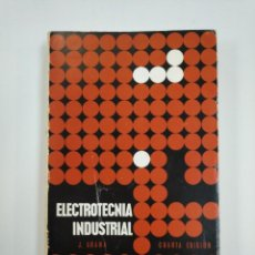 Libros de segunda mano - ELECTROTECNIA INDUSTRIAL. J. ARANA ALBIZURI. TDK382 - 159485474
