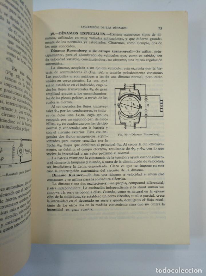 Libros de segunda mano: ELECTROTECNIA INDUSTRIAL. J. ARANA ALBIZURI. TDK382 - Foto 2 - 159485474