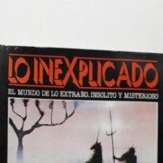 Libros de segunda mano: LO INEXPLICADO - TOMO 4 (ED. DELTA 1982). Lote 159492694