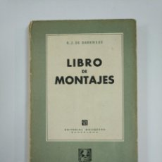 Libros de segunda mano - LIBRO DE MONTAJES. - DARKNESS, R. J. EDITORIAL BRUGUERA. TDK382 - 159495898