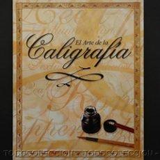 Libros de segunda mano: LIBRO EL ARTE DE LA CALIGRAFIA . SUSAETA EDICIONES TIKAL. Lote 159514894