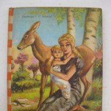 Libros de segunda mano: GENOVEVA DE BRABANTE - J.C. SCHMID - COLECCIÓN FELICIDAD Nº 15 - EDITORIAL FELICIDAD - AÑO 1962.. Lote 159530194