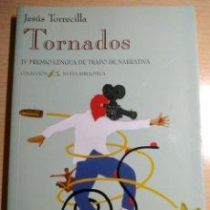 Libros de segunda mano: JESÚS TORRECILLA TORNADOS. Lote 159531370