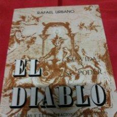 Libros de segunda mano: EL DIABLO LIBRO.. Lote 159538661
