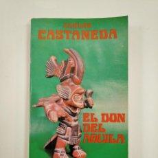 Libros de segunda mano - EL DON DEL ÁGUILA. CASTANEDA, CARLOS. TDK383 - 159549594