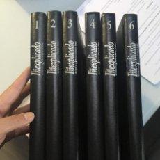 Libros de segunda mano: ENCICLOPEDIA LO INEXPLICADO COMPLETA (PLANETA DE AGOSTINI, 1994) / OVNIS, PARAPSICOLOGÍA, PARANORMAL. Lote 159802498