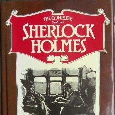 Libros de segunda mano: DOYLE, ARTHUR CONAN. THE COMPLETE ILLUSTRATED SHERLOCK HOLMES. . Lote 159859226