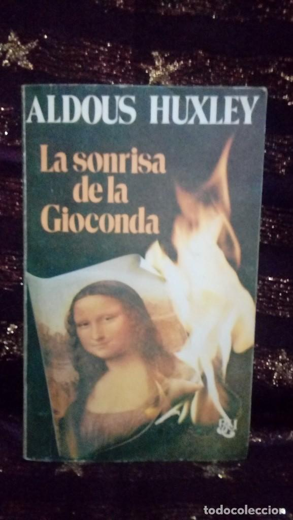 Aldous Huxley La Sonrisa De La Gioconda Car Comprar En Todocoleccion 159899670