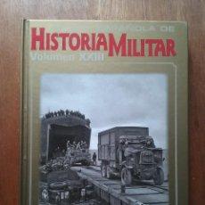 Libros de segunda mano: REVISTA ESPAÑOLA DE HISTORIA MILITAR, VOLUMEN XXIII 23. Lote 159907450